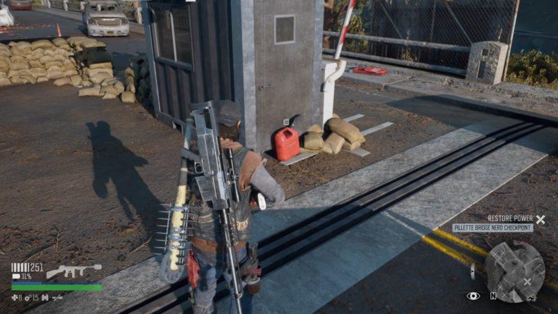 days-gone-pillette-bridge-nero-checkpoint-loudspeaker-location