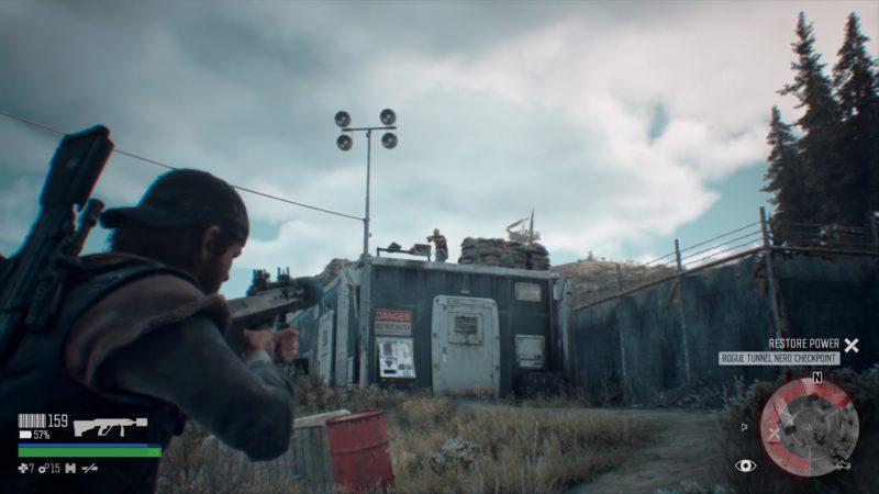 Rogue Tunnel Nero Checkpoint: Days Gone Walkthrough