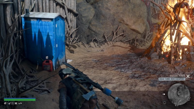 days-gone-rogue-tunnel-nero-checkpoint-mission-guide