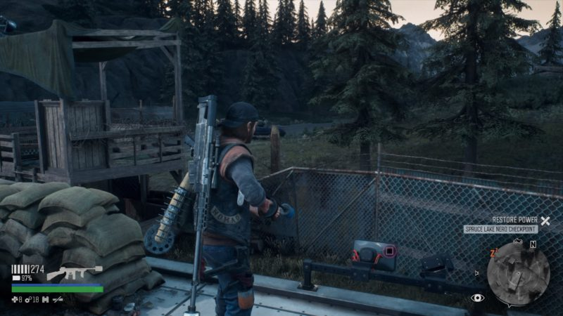 days-gone-spruce-lake-nero-checkpoint-mission-guide