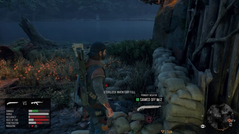 days-gone-where-to-find-weapons