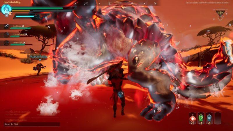 how to get blaze orb in dauntless
