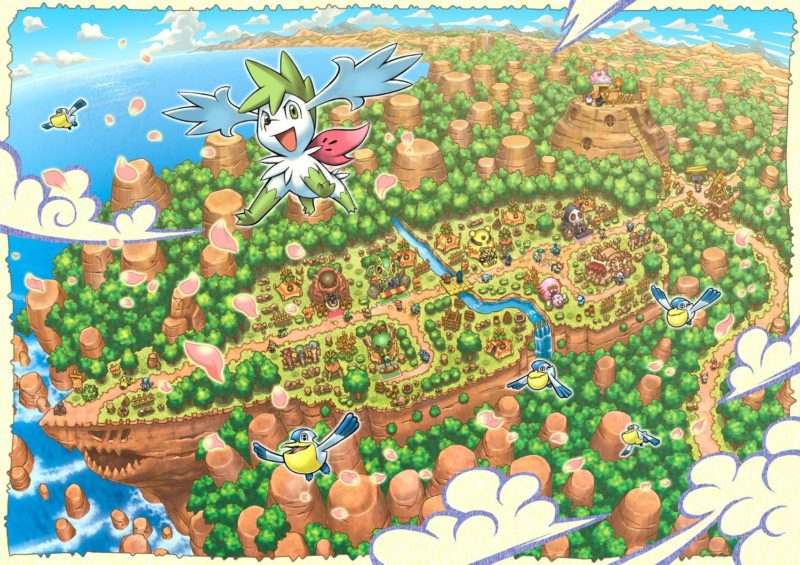 the best pokemon games listed from good to worse