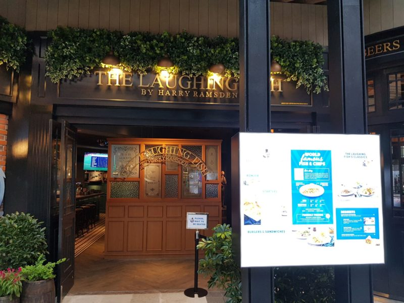 the laughing fish - genting highlands review