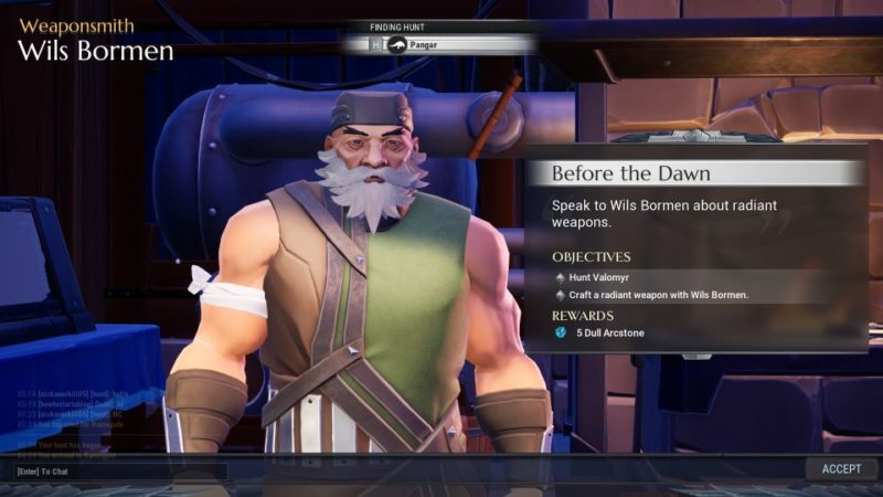 where to farm dull arcstone - dauntless