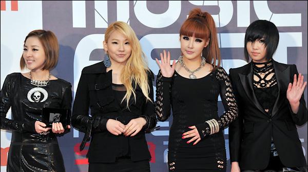top girl groups in kpop