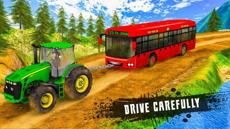 best pc tractor games