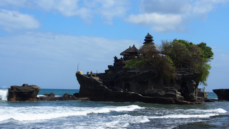 bali main attractions