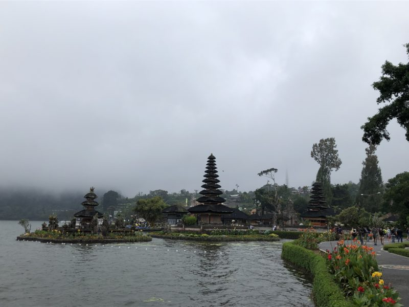 Ulun Danu Beratan Temple - what to do