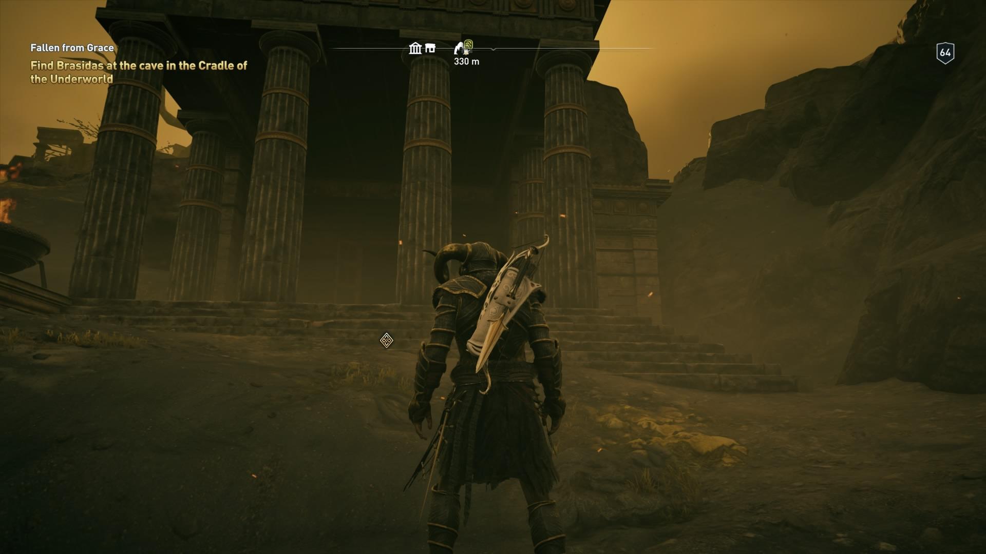 Fallen From Grace: Assassin's Creed Odyssey Walkthrough