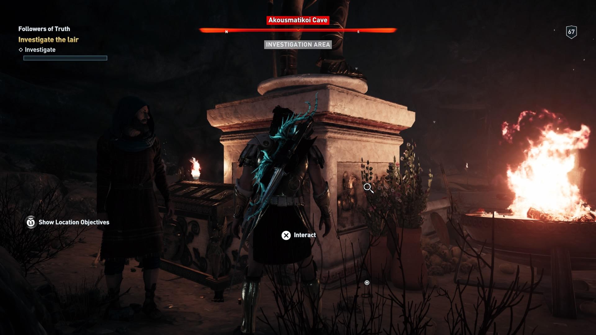 Followers Of Truth Assassin S Creed Odyssey Walkthrough