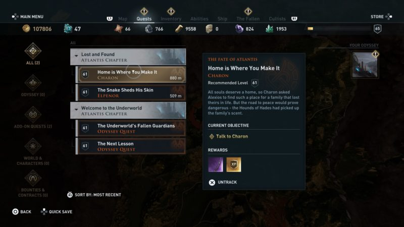 Home Is Where You Make It: Assassin's Creed Odyssey Wiki