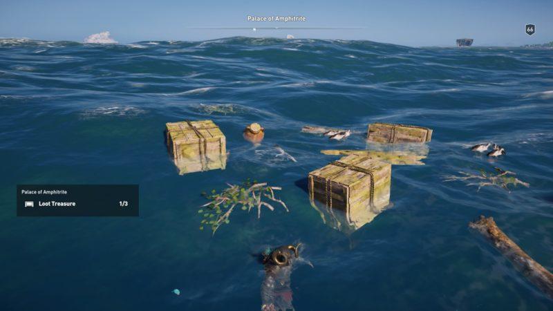 روی آب این چیزها رو میبینید
