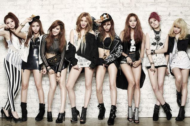 best girl group in korea