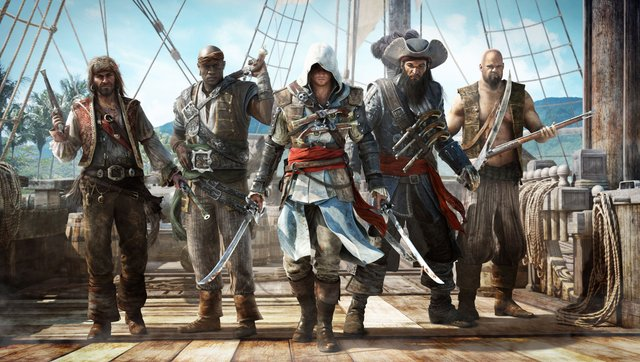 best pirate games on ps4