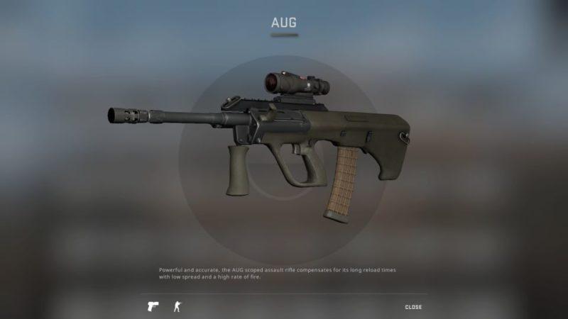 best weapons in cs go