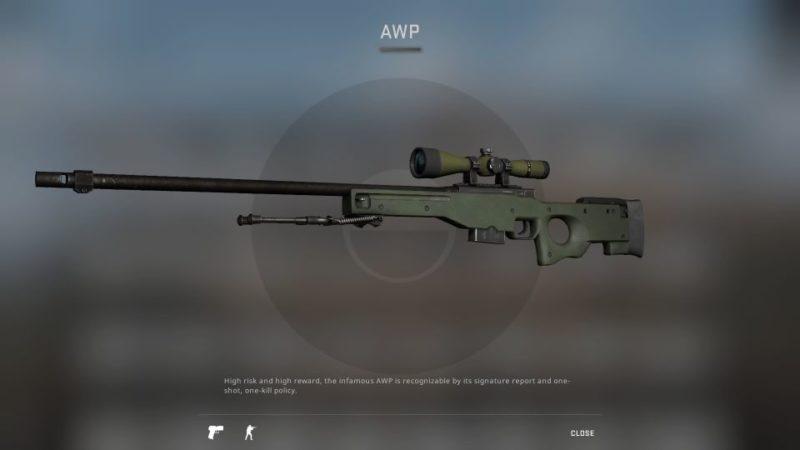 best guns in counter strike global offensive