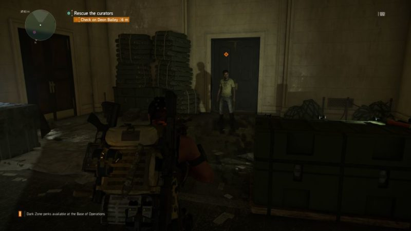 division 2 - missing curators wiki