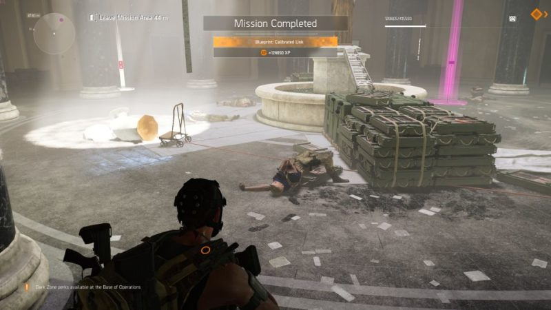 division 2 - missing curators wiki and guide