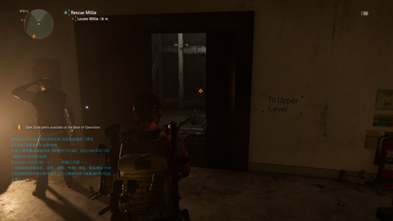division 2 - missing scavengers mission guide