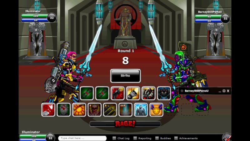 best games similar to wizard 101