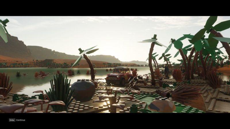Lego Speed Champions (Forza Horizon 4) - All Beauty Spot Locations