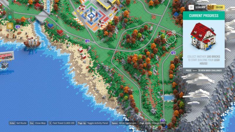 Lego Speed Champions (Forza Horizon 4) - All Influence Board