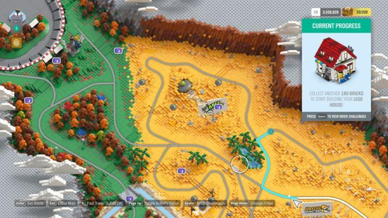 Forza horizon map locations