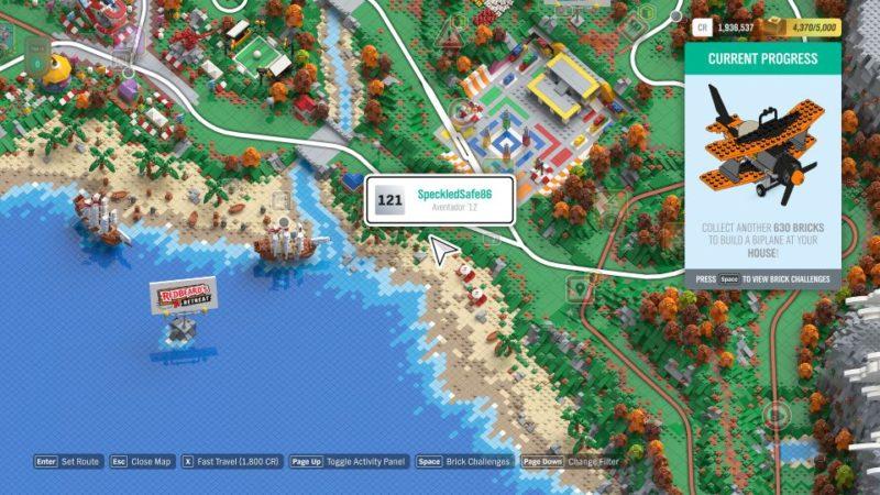 Smash 3 Coffee Carts: Forza Horizon 4 (Lego Speed Champions)