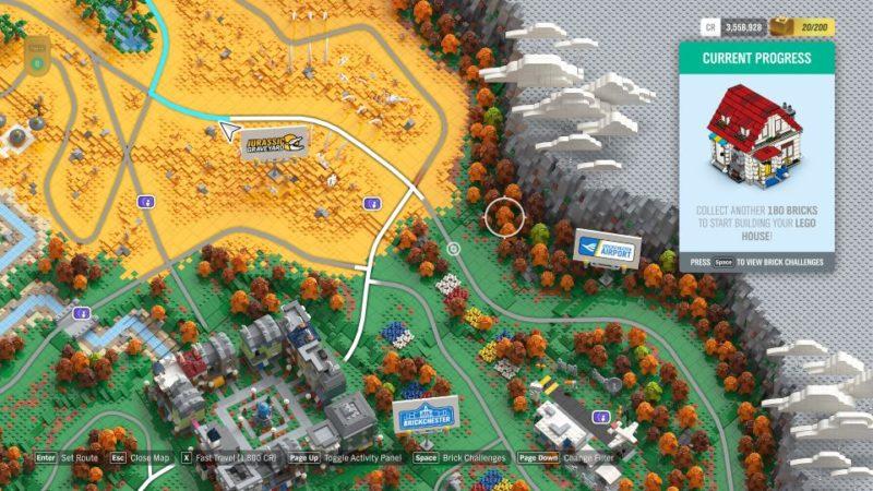 Forza Horizon 3 Map