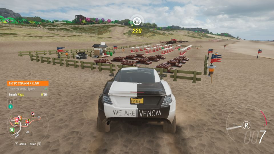 Local Motors Rally Fighter >> But Do You Have A Flag? - Forza Horizon 4 (Lego DLC)