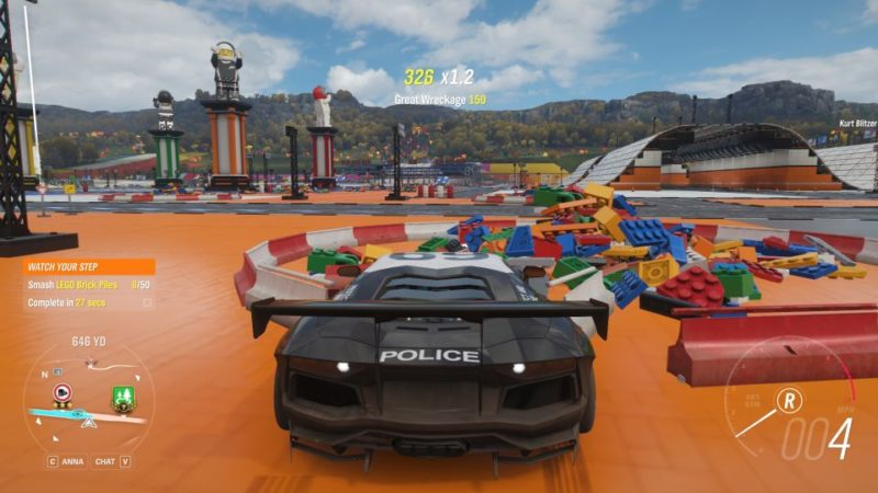 Smash 50 Lego Brick Piles: Forza Horizon 4 (Lego Speed Champions)