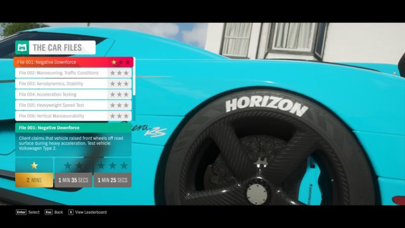 Forza Horizon 4: The Car Files (New Business) - Ordinary Reviews