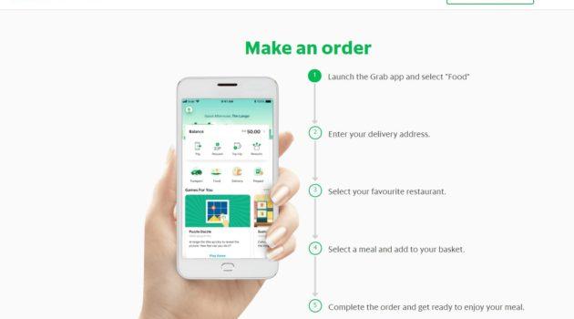 best food delivery app melaka