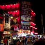 jonker street - things to do in melaka at night