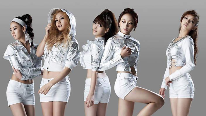 top kpop girl groups