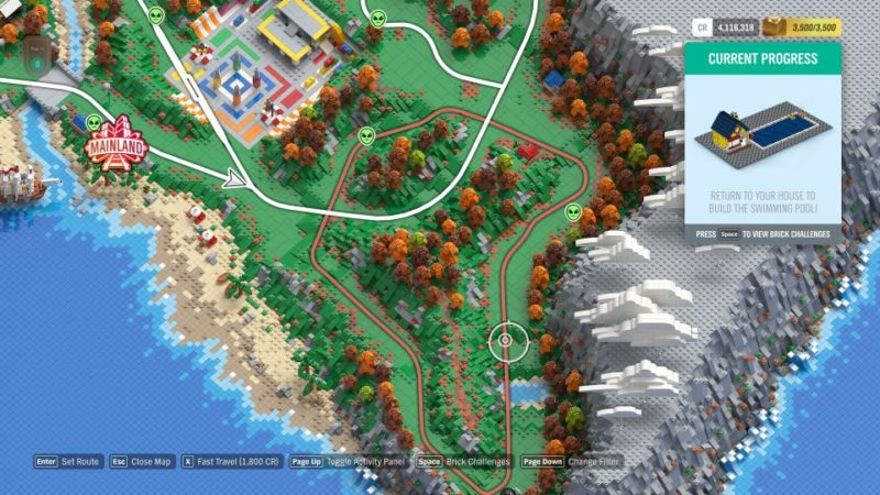 Lego Speed Champions (Forza Horizon 4) - All Alien Plant