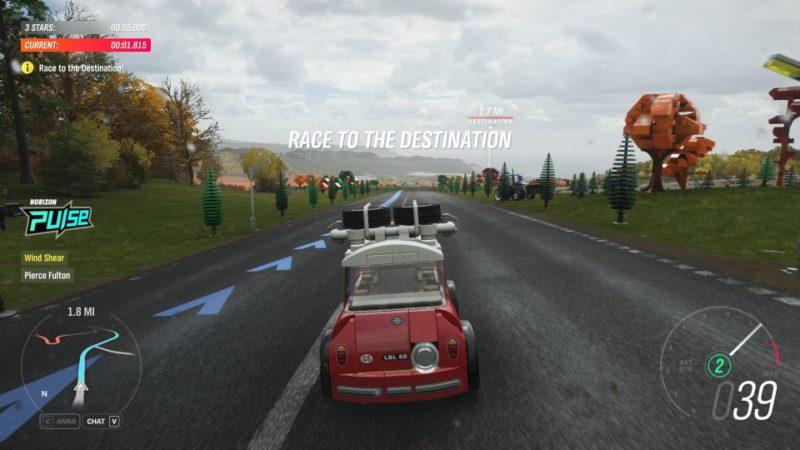 lego speed champions - forza horizon 4 - hype tour tips