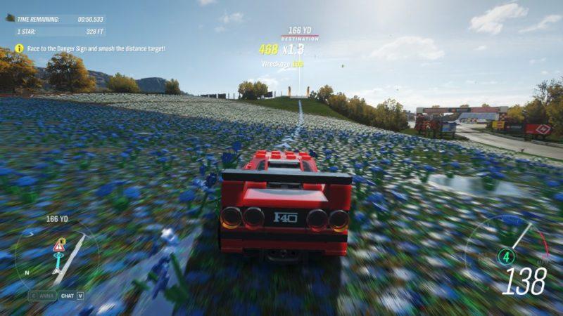 lego speed champions - forza horizon 4 - hype tour tutorial