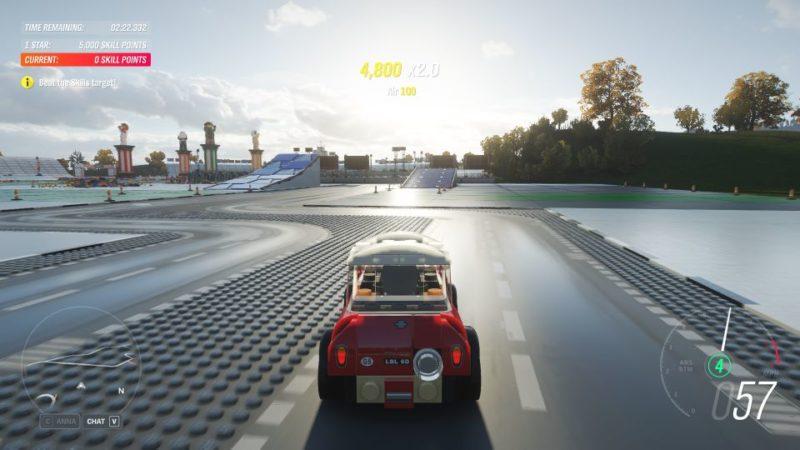 lego speed champions - forza horizon 4 - hype tour walkthrough