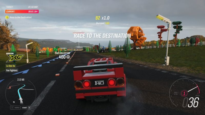 lego speed champions - forza horizon 4 - hype tour wiki