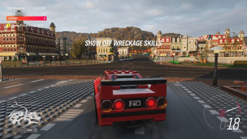 lego speed champions - forza horizon 4 - hype tour wiki and guide
