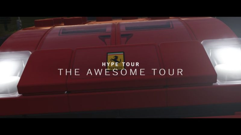 lego speed champions - hype tour quest guide