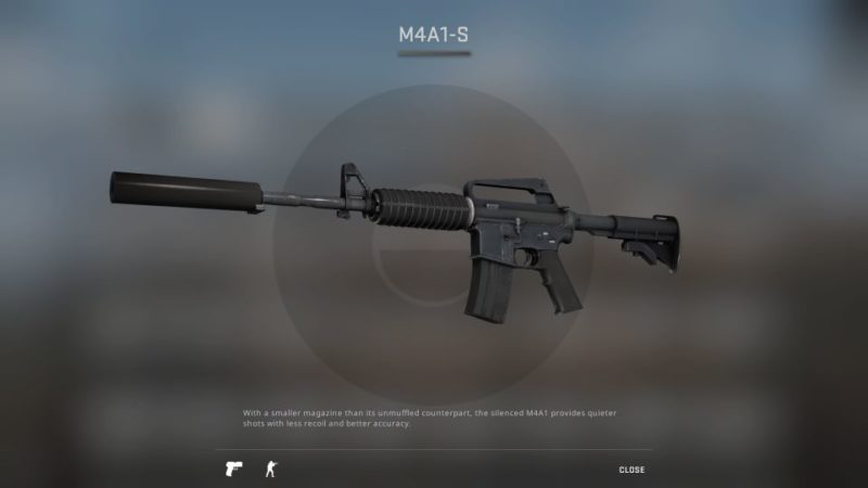 most powerful weapons in counter strike global offensive