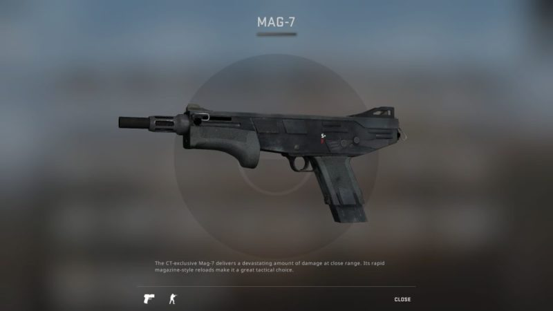 most overpowered gun in cs:go