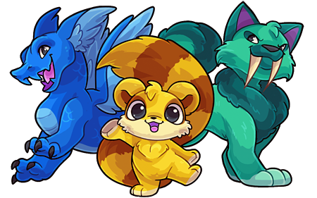 games like neopets