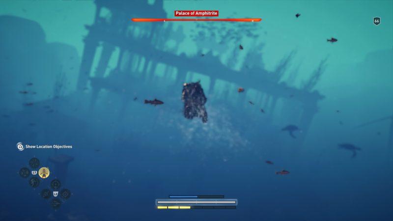 باید برید زیر آب