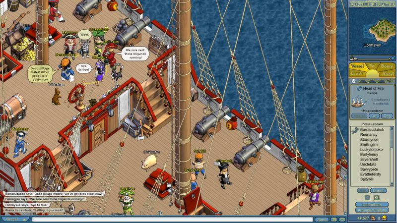 online games like wizard101