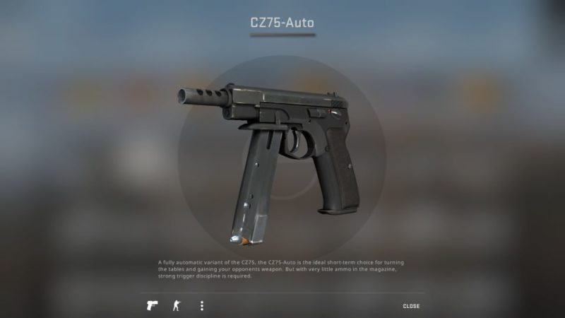 top 9 guns to use in cs:go