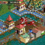 top tycoon games like rollercoaster tycoon